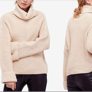 Free People | Sweater | Park City Turtleneck